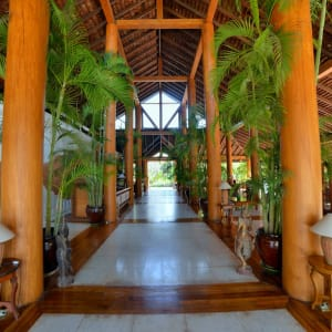 The Hotel @ Tharabar Gate in Bagan: Lobby