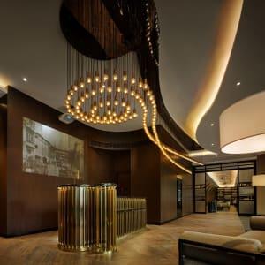 Hotel Stripes Kuala Lumpur: Lobby