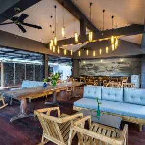Peace Resort à Ko Samui: Lobby