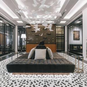 Yangon Excelsior: Lobby