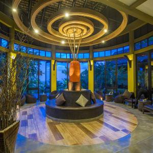New Star Resort à Ko Samui: Lobby