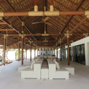 The Royal Sands Koh Rong in Sihanoukville & Inseln:  Lobby