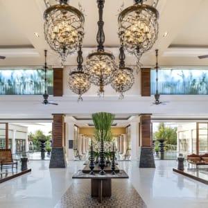 The St. Regis Bali Resort in Südbali: Lobby