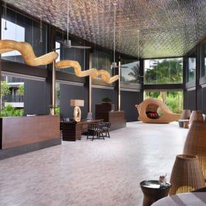 The ShellSea Krabi: Lobby