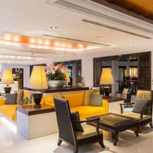 Siam Bayshore in Pattaya: Lobby