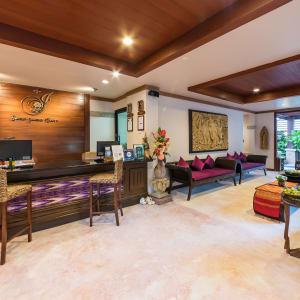 Samui Jasmine Resort à Ko Samui: Lobby