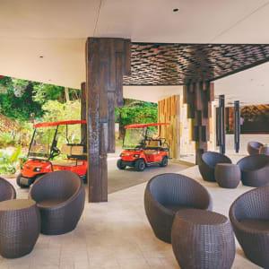 Bungaraya Island Resort in Kota Kinabalu: Lobby Area