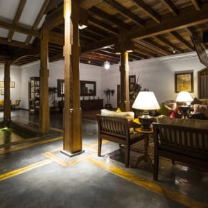 Ulagalla by Uga Escapes in Anuradhapura: LOBBY AREA