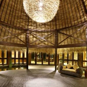 WakaGangga in Südbali: Lobby area night