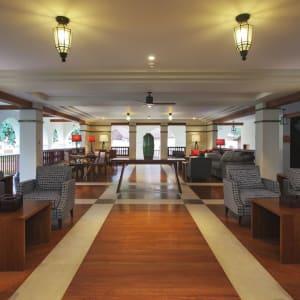 Sanctum Inle Resort à Lac Inle: Lobby lounge