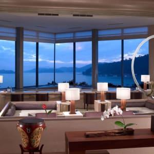 Fleur de Chine à Sun Moon Lake: Lobby Lounge