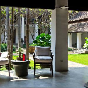 Rachamankha in Chiang Mai: Lobby Lounge