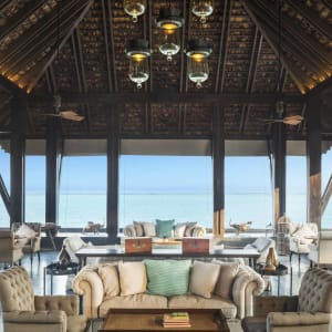 Vana Belle, a Luxury Collection Resort Koh Samui in Ko Samui: Lobby Lounge
