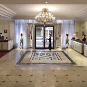 Sofitel Legend Metropole à Hanoi: Lobby Opera Wing