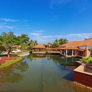 ITC Grand Goa Resort & Spa: Lobby Outside Area