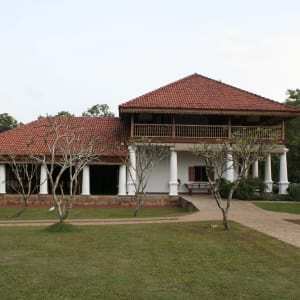 Ulagalla by Uga Escapes in Anuradhapura: Lobby & Restaurant