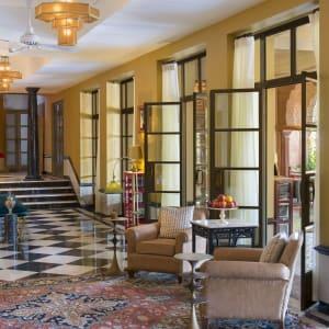 Narendra Bhawan in Bikaner: Lounge
