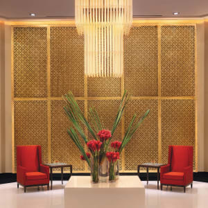 The Oberoi in Mumbai: Lower Lobby