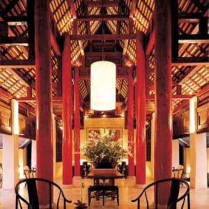 Rachamankha in Chiang Mai: Main Lobby