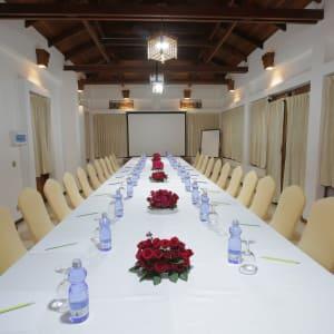 Popa Garden Resort in Bagan: Meeting room