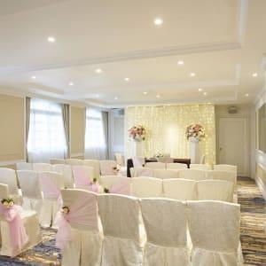 Orchard Rendezvous à Singapour: Meeting Room Antica V   Indoor Solem Setup