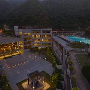 Silks Place Taroko:  Overview