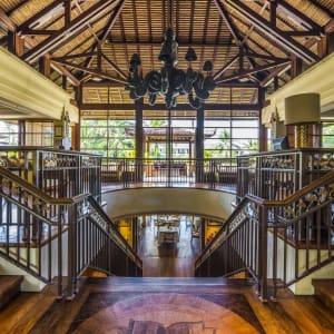 Nusa Dua Beach Hotel & Spa à Sud de Bali: Palace Club Lounge