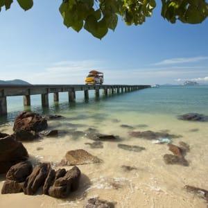 Santhiya Koh Yao Yai Resort & Spa à Ko Yao: pier