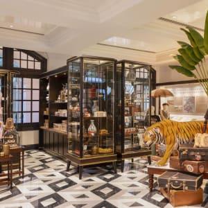 Raffles Singapore in Singapur: Raffles Boutique