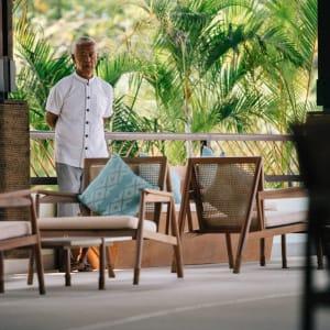 Awei Pila Resort in Mergui Archipel: Reception