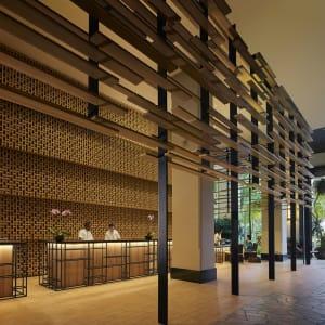 Parkroyal Penang Resort: Reception