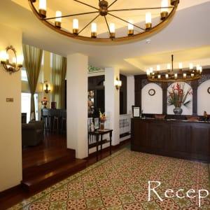 Shewe Wana Boutique Resort & Spa in Chiang Mai: Reception