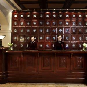 Sofitel Legend Metropole à Hanoi: Reception