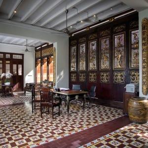 Seven Terraces à Penang: Reception