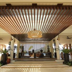 El Nido Resorts Pangulasian Island in Palawan: Resort Center Lobby