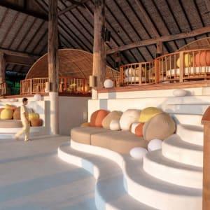 Six Senses Yao Noi in Ko Yao:  The Hilltop Exclusive Area
