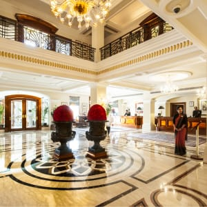 The Imperial in Delhi: The Imperial Lobby