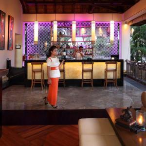 Nusa Dua Beach Hotel & Spa à Sud de Bali: The Lobby
