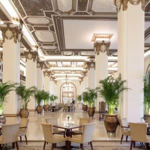 The Peninsula Hong Kong: The Lobby