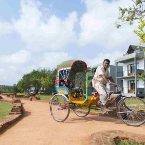 Aliya Resort & Spa in Sigiriya: Transport