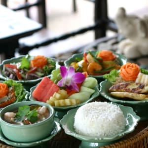 Le Siam royal de Bangkok: Food & Beverage