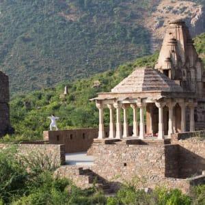 Aman Geniesser-Reise ab Jaipur: Fort
