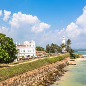 Les hauts lieux du Sri Lanka de Colombo: Galle Fort