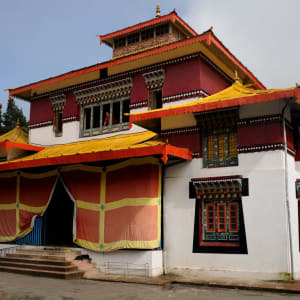 Himalaya Reise für Entdecker ab Bagdogra: Gangtok: Monastery
