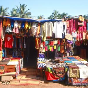 Karnatakas kulturelles Vermächtnis ab Goa: Goa: market