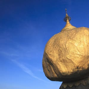 La pagode de Kyaiktiyo & le rocher d'or de Yangon: Golden Rock