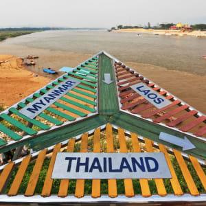 Thaïlande compacte de Bangkok: Golden Triangle: