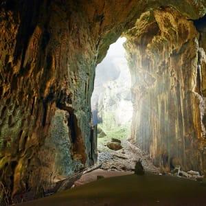 Les hauts lieux de Bornéo de Kuching: Gomantong Cave
