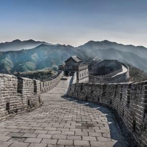 China für Geniesser mit Luxus-Kreuzfahrt auf dem Yangtze ab Peking: Great Wall at Mutianyu