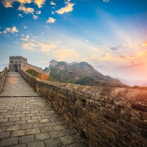 Great Wall Trekking ab Peking: Great Wall Jinshanling